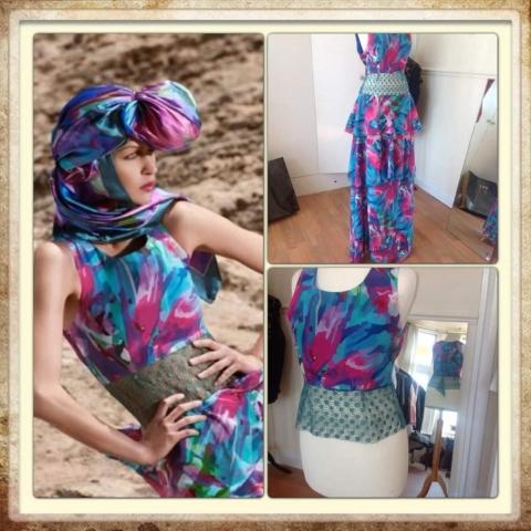 bespoke dressmaking