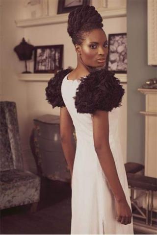 bespoke designer dress