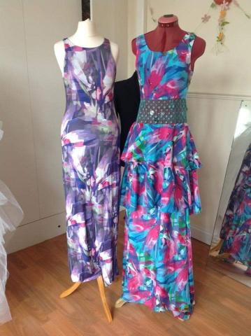 high fashion bespoke dressmaking