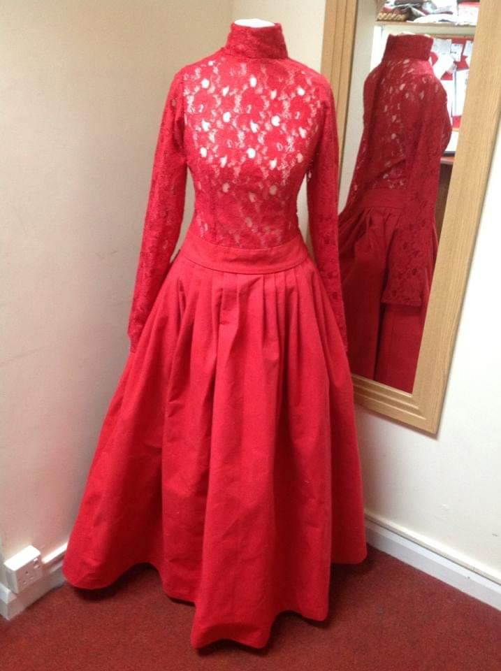 dressmaking services