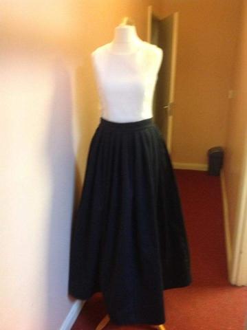 dressmaking and design for catwalk modelling