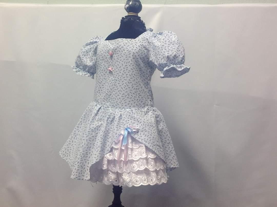 handmade children's dresses