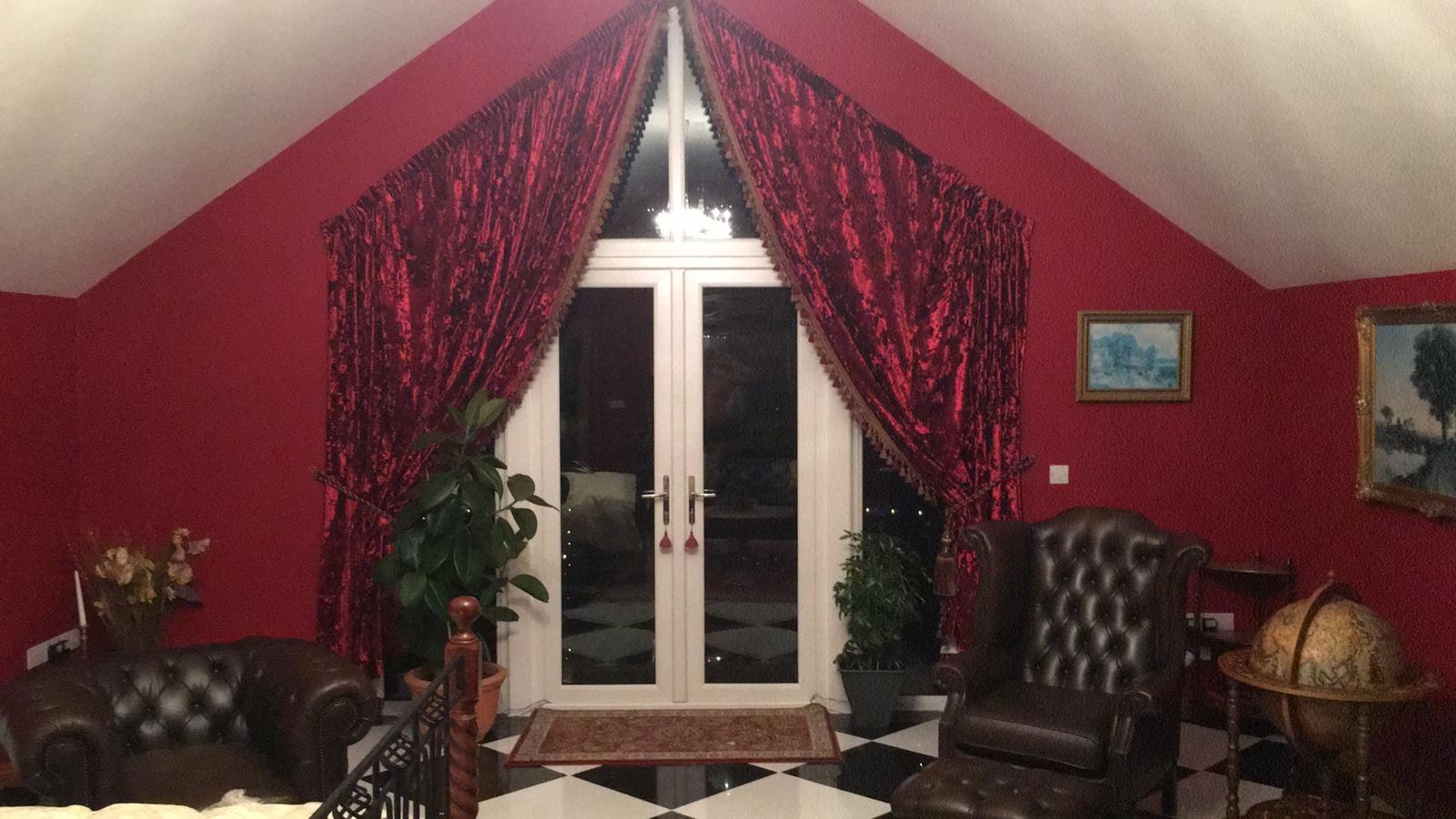bespoke curtain making curtain fitting home design