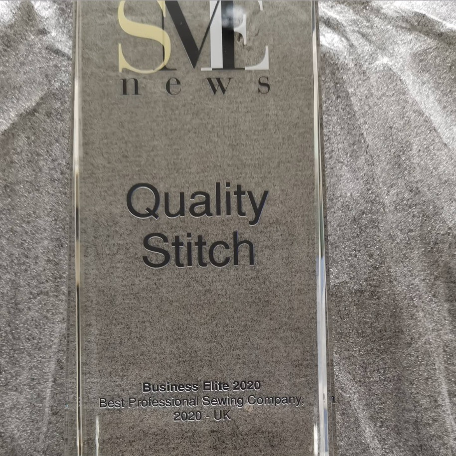 best professional sewing company award 2020