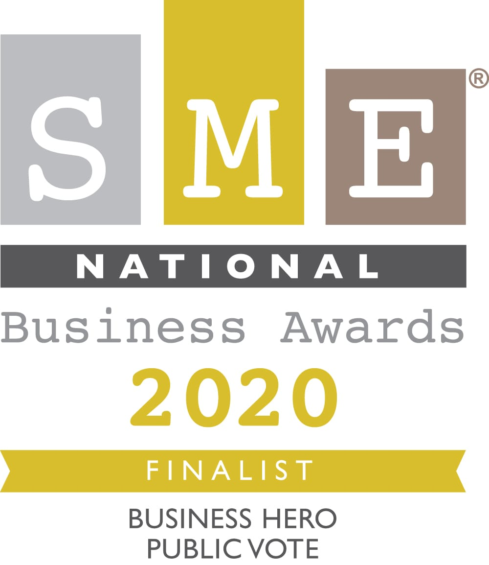 business hero public vote SME National business award finalist