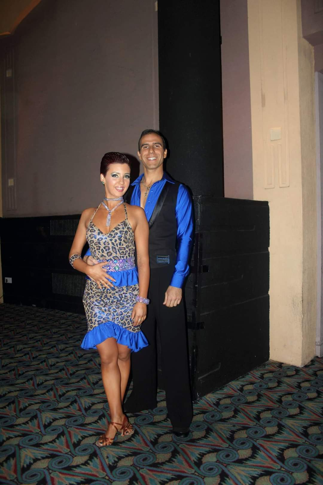 dance costume design