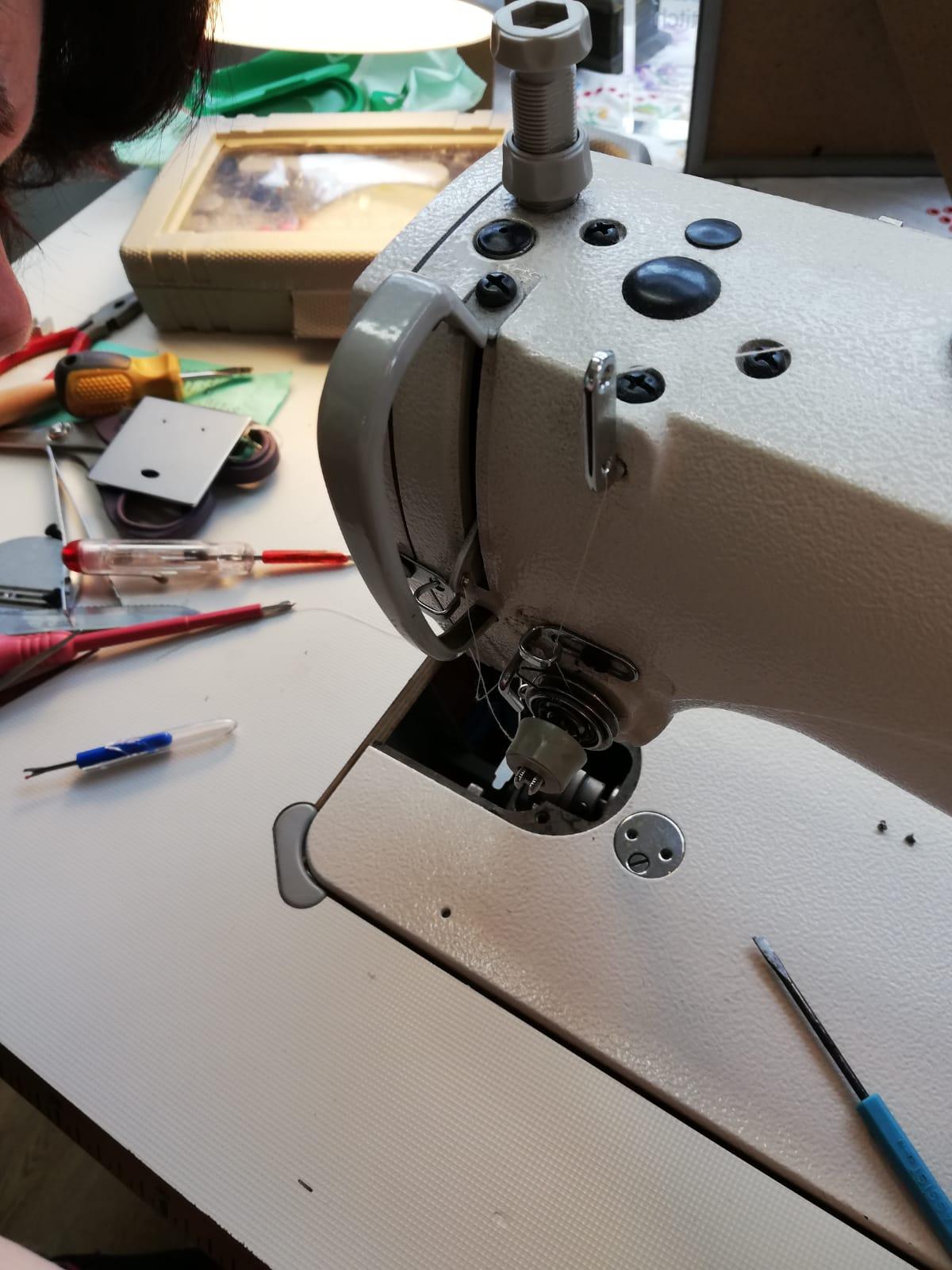 repair sewing machine